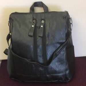 Handbags - Versatile Backpack/Handbag